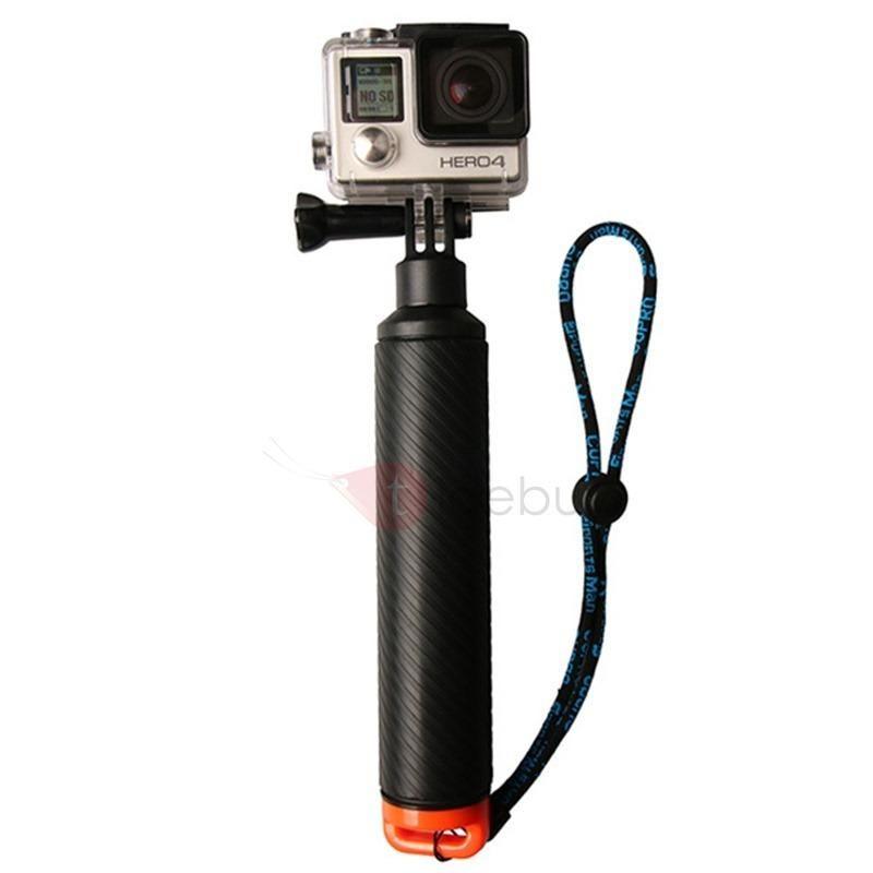 #TideBuy - #TideBuy Extendable Monopod Remote Selfie Stick + Tripod Mount for Gopro Hero 4 3+ 3 2 1 SJ4000 - AdoreWe.com