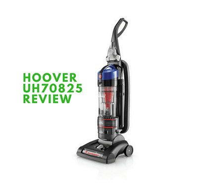 Hoover WindTunnel 2 Rewind UH70825 Upright Vacuum Review