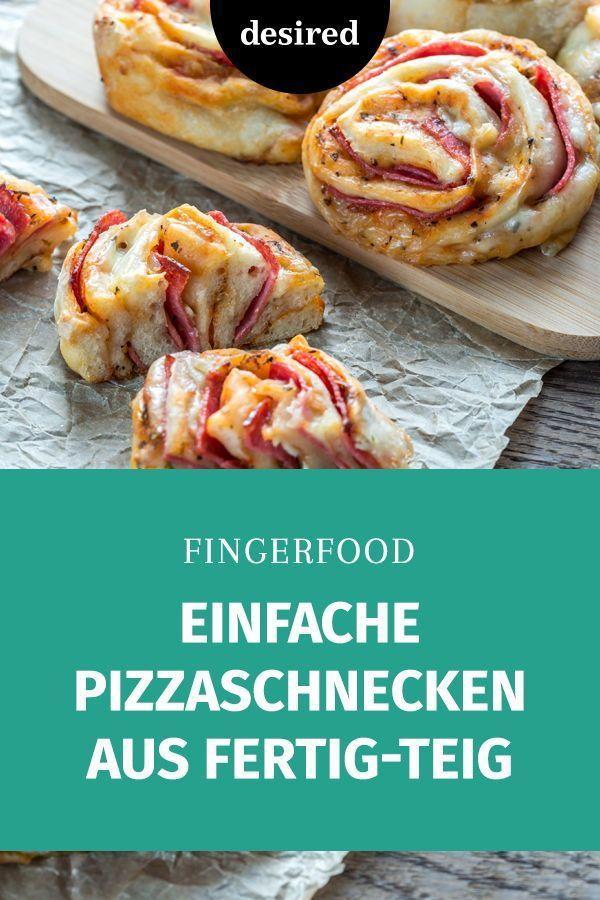 Diese Pizzaschnecken sind einfach zum verlieben | desired.de