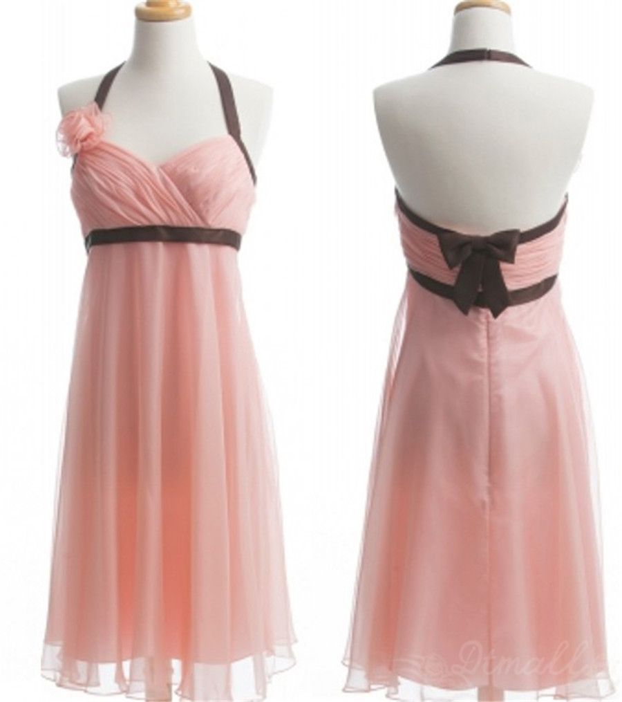Bridesmaid- Simple and dazzling, this strapless dress from Teeze Me ...