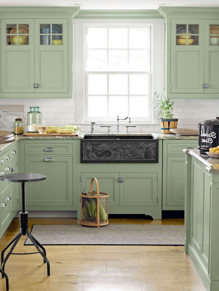 ▷ 1001 + idées pour aménager une cuisine campagne chic charmante ...