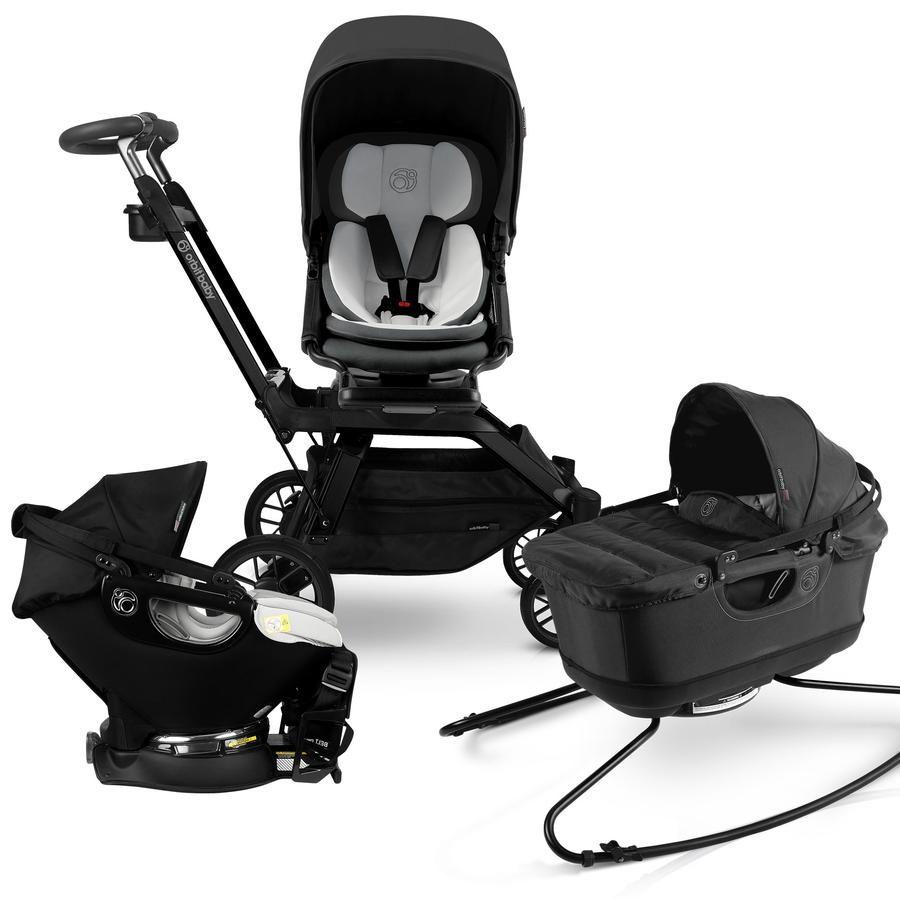 G5 Stroller and Beige Canopy Orbit baby, Minimalist baby