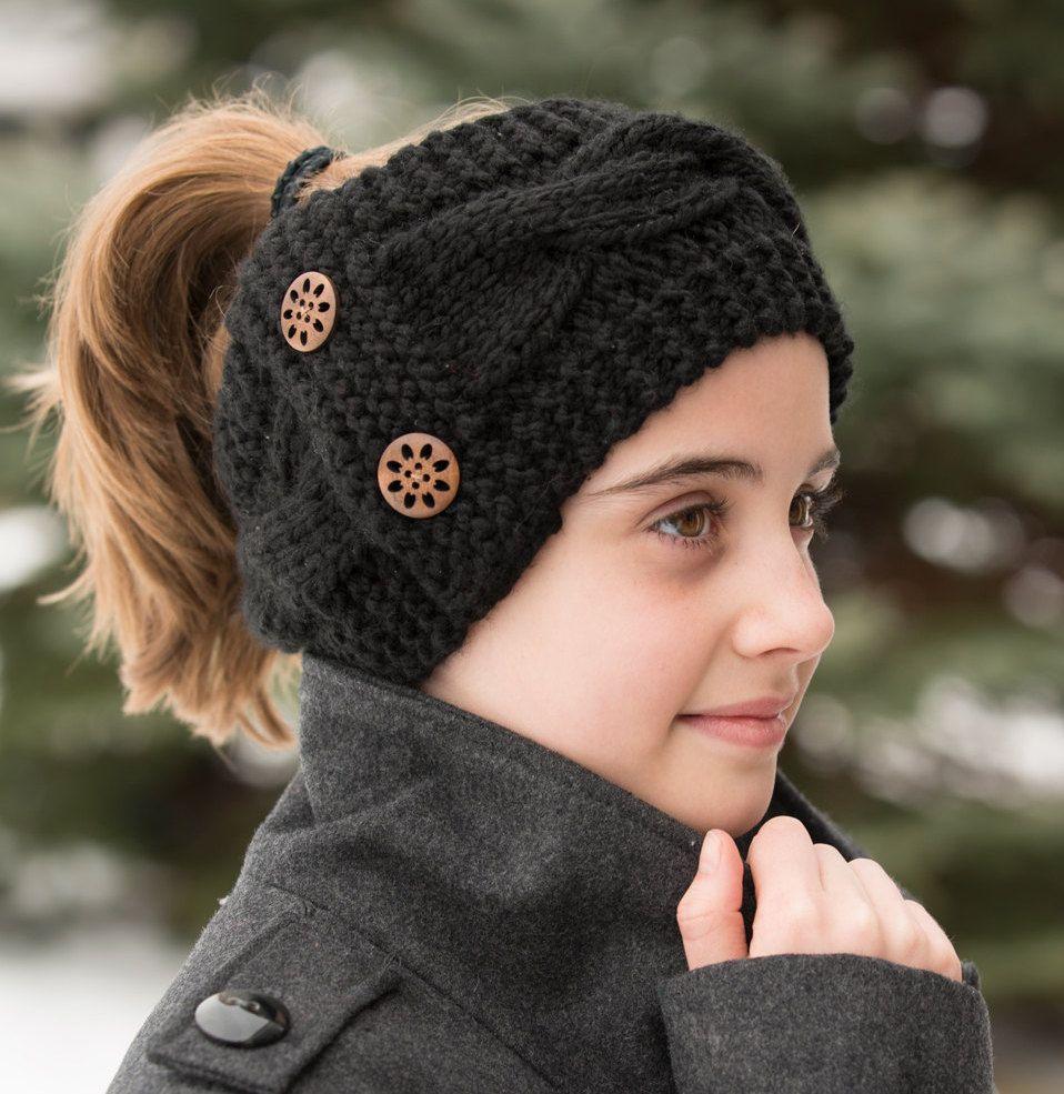 PATTERN headband pattern earwarmer pattern work sock headband ...