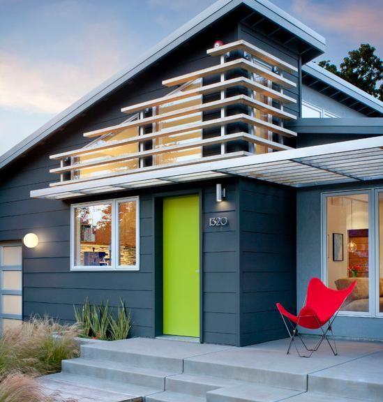 Warna Cat Rumah Minimalis Rumah House Paint Exterior