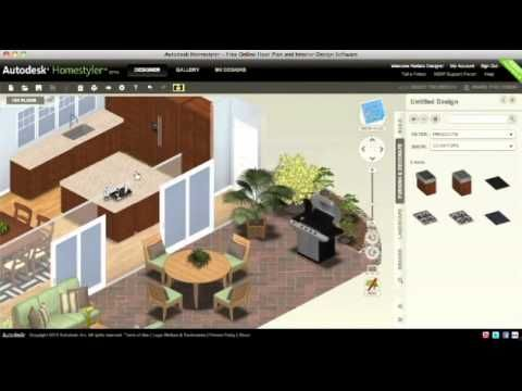 test your design ideas out online with this free digital homestyler