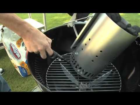 How To Light A Charcoal Grill For Direct Cooking Weber Grill Knowledge Charcoal Grill Grilling Weber Grill
