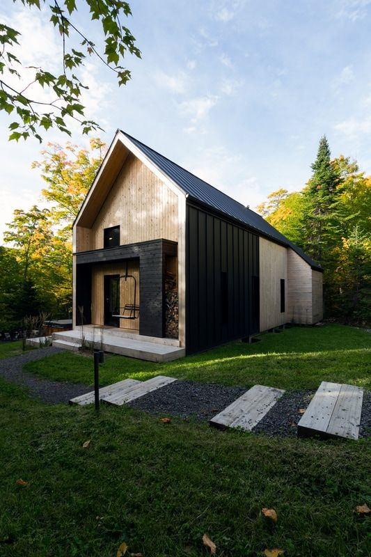 La Villa Boréale est un luxueux chalet à louer à Petite-Rivière ...