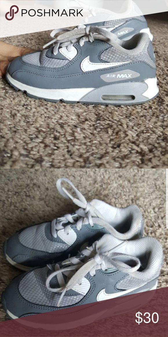 premium selection 499f2 2cd38 Toddler boy size 10 air max shoes Used air max shoes Nike Shoes Sneakers