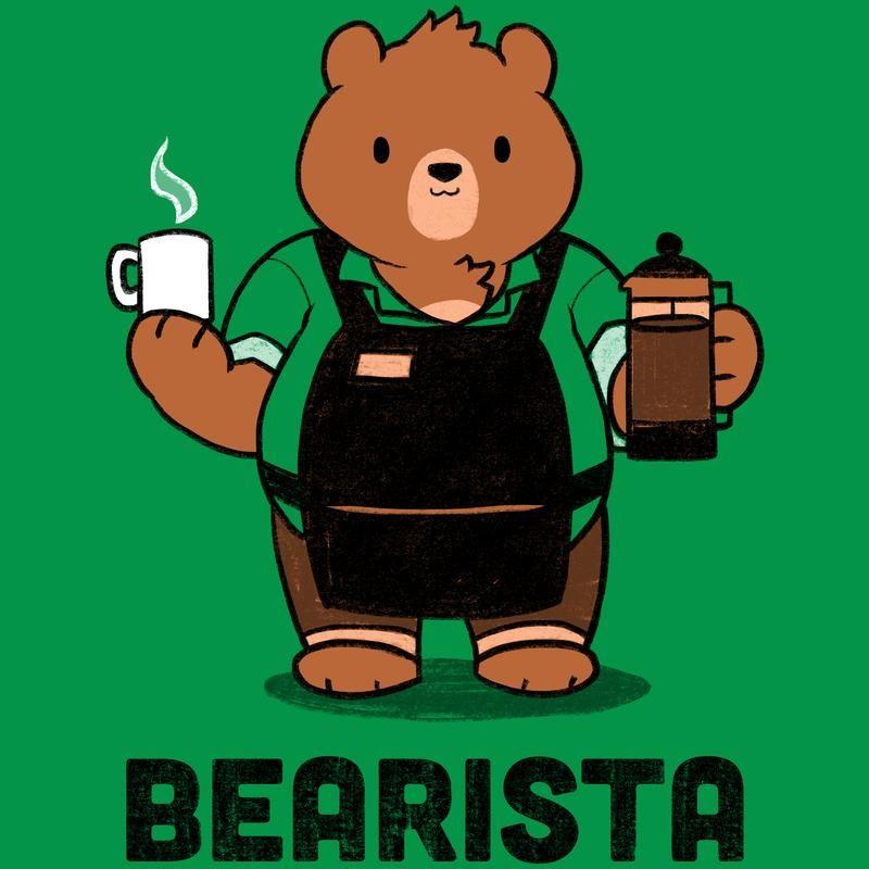 20d658b5 Bearista - T-Shirt / Mens / S in 2019   Randomness I Call...Life ...