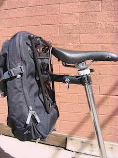 32aa52a7fe Xootr Crossrack Panniers, Has Gone, Bicycle Parts, Golf Bags, Biking,  Cycling
