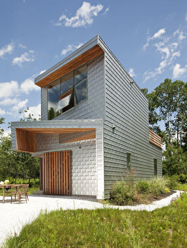 Dutchess House No. 1, Millerton, 2012 by Grzywinski+Pons #architecture #design #USA #unitedstates #america #house