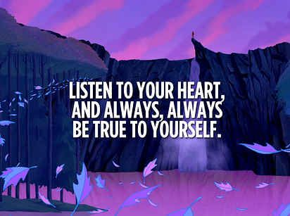 21 Invaluable Life Lessons We Learned From Disney Movies Disney Quotes Disney Quotes To Live By Aladdin Movie