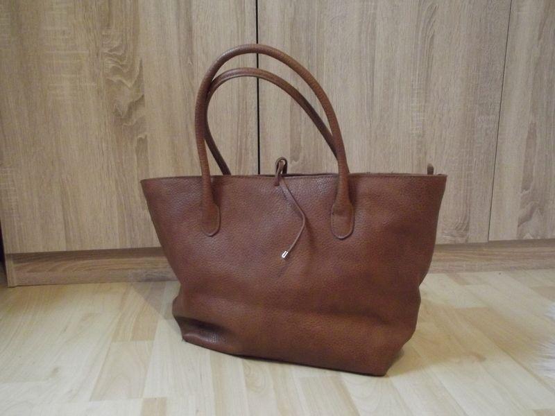 Braune Handtasche von H