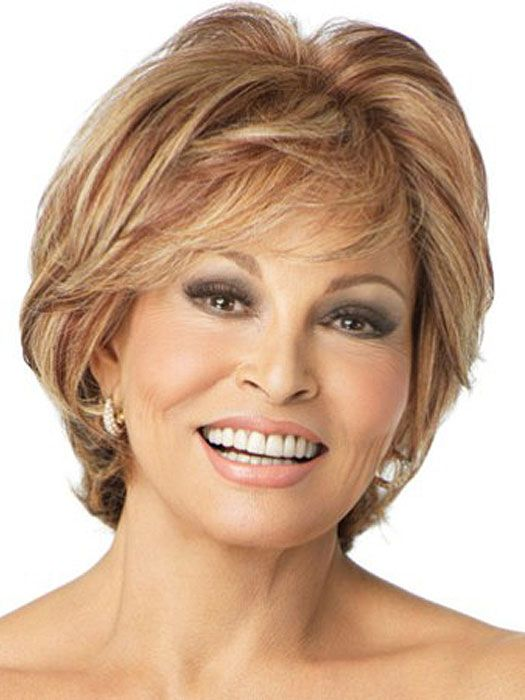 Applause By Raquel Welch Human Hair Wig Hand Tied Hair Styles Short Hair Styles Short Wedding Hair