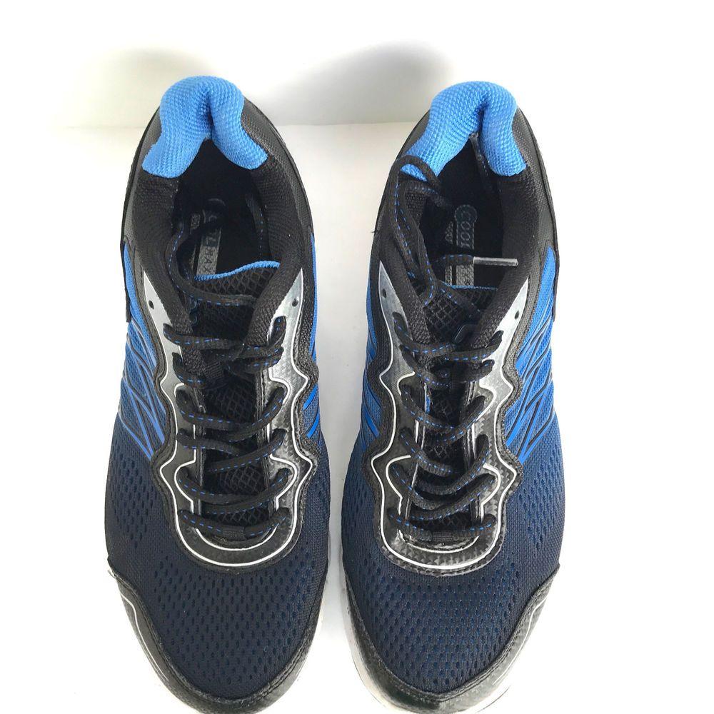 74ecae088efe Fila Lite Weight Mens Blue Black Walking Running Athletic Shoes Size 10 5   FILA  RunningCrossTraining