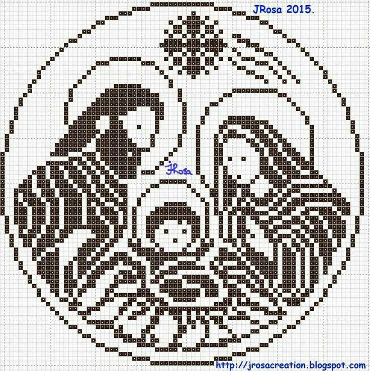 Nacimiento | BN | Pinterest | Punto de cruz, Puntos y Navidad