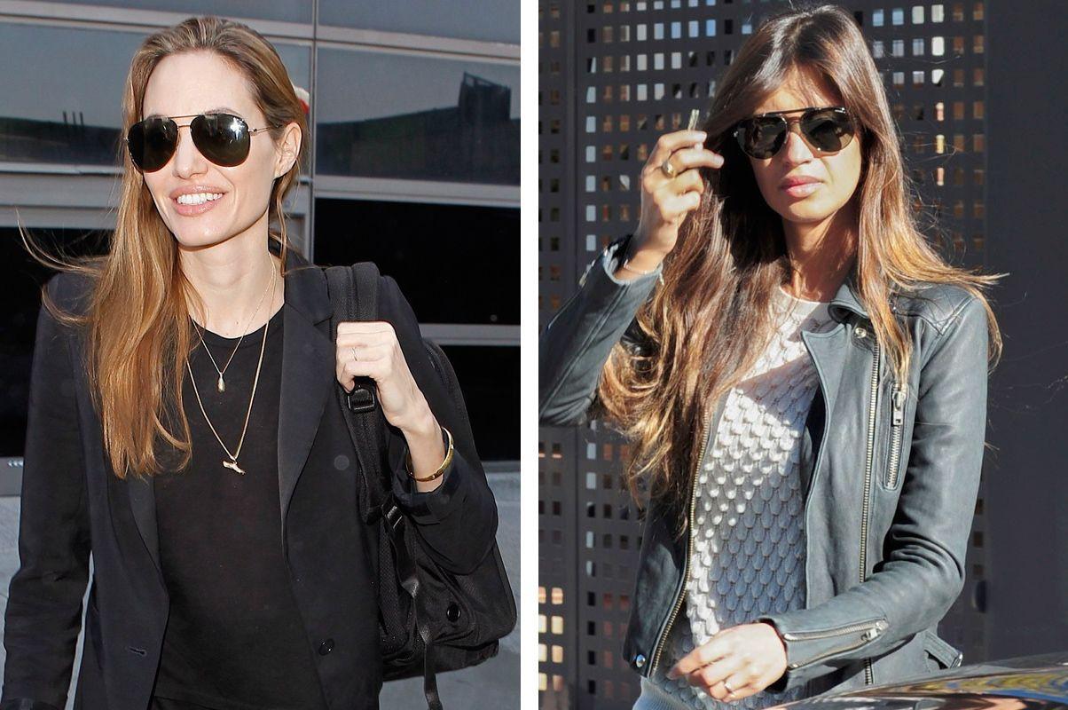 Angelina Jolie Vs Sara Carbonero Moda Modelos De Moda
