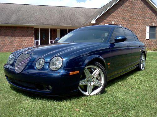 2003 Jaguar S Type R Supercharged