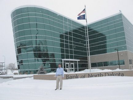 north dakota bank of america