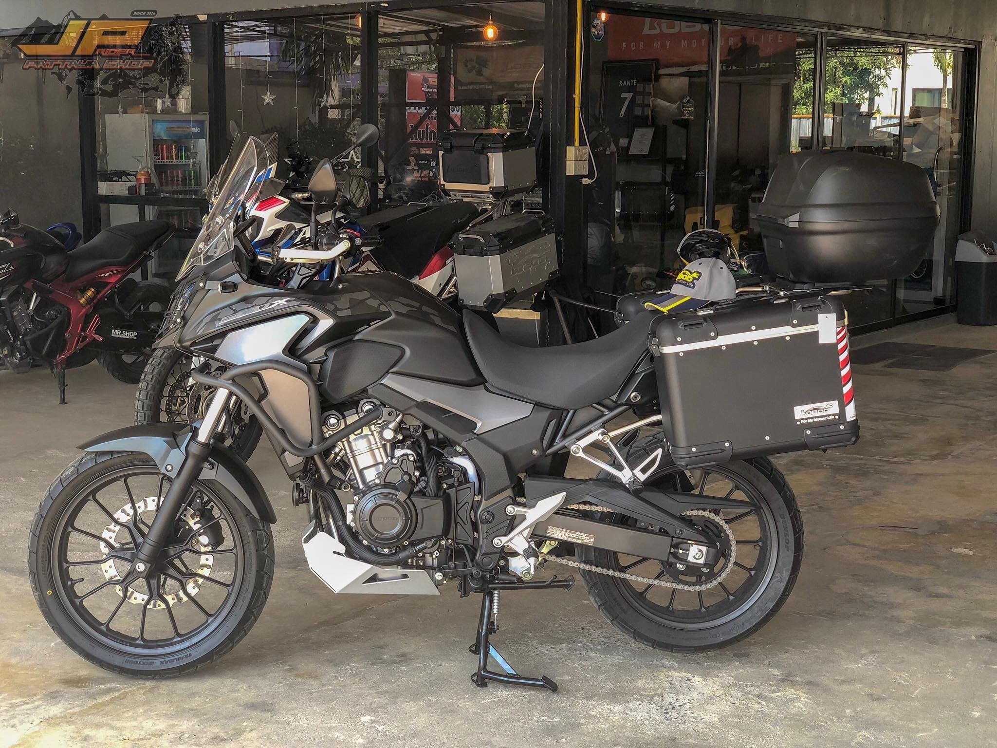 2019 Honda Cb500x Strona 7 Jeździec Przygody Honda Cb 500 Honda Cb Cool Bikes