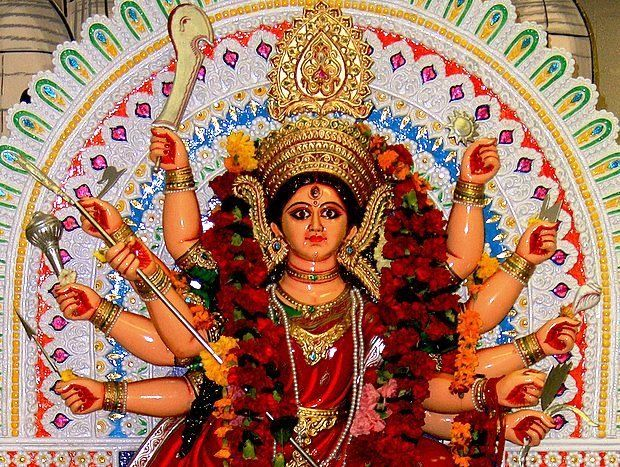 Durga Mata Picture Images Photos Hd Wallpapers And More Happy