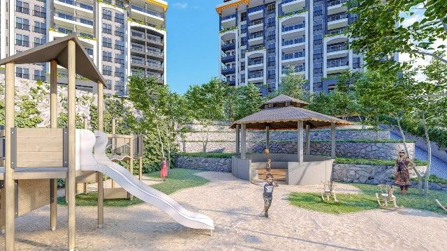 Neubau Wohnungen zum Verkauf in Alanya Immobilien kaufen
