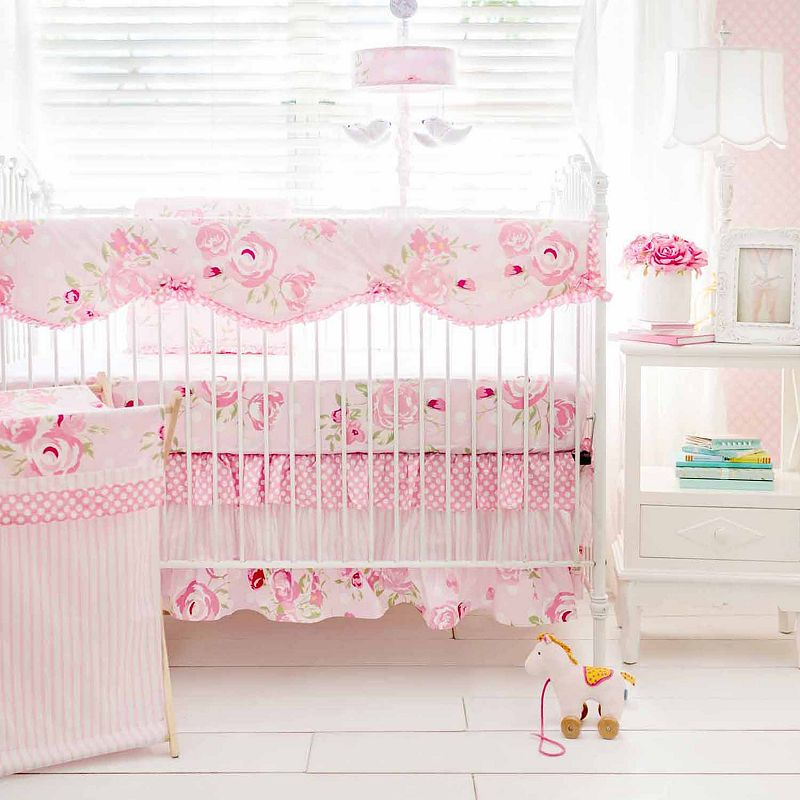 Penney's Baby Knit Crib Sheet