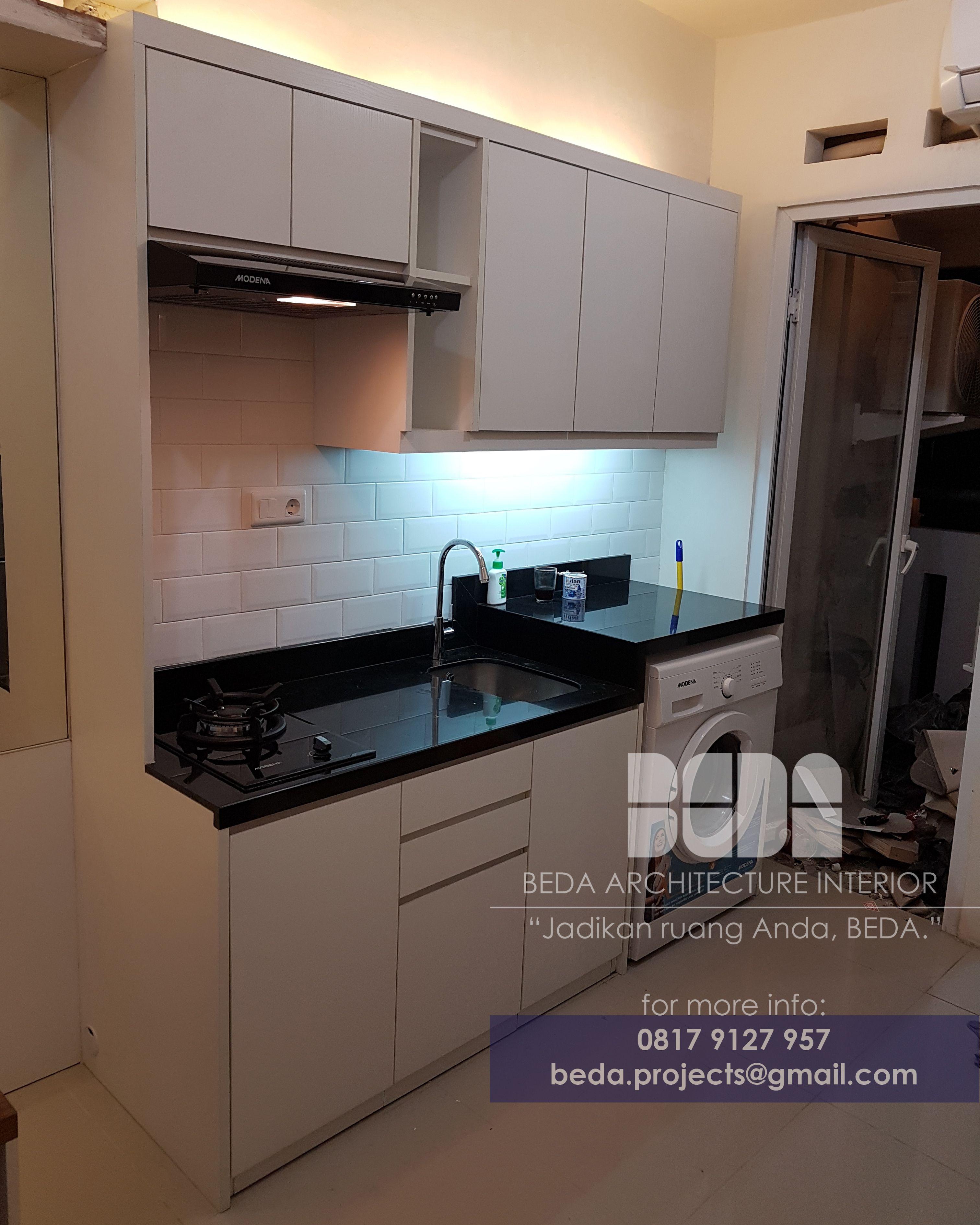 Kabinet Pantry Dan Mesin Cuci Untuk Memaksimalkan Fungsi Ruangan