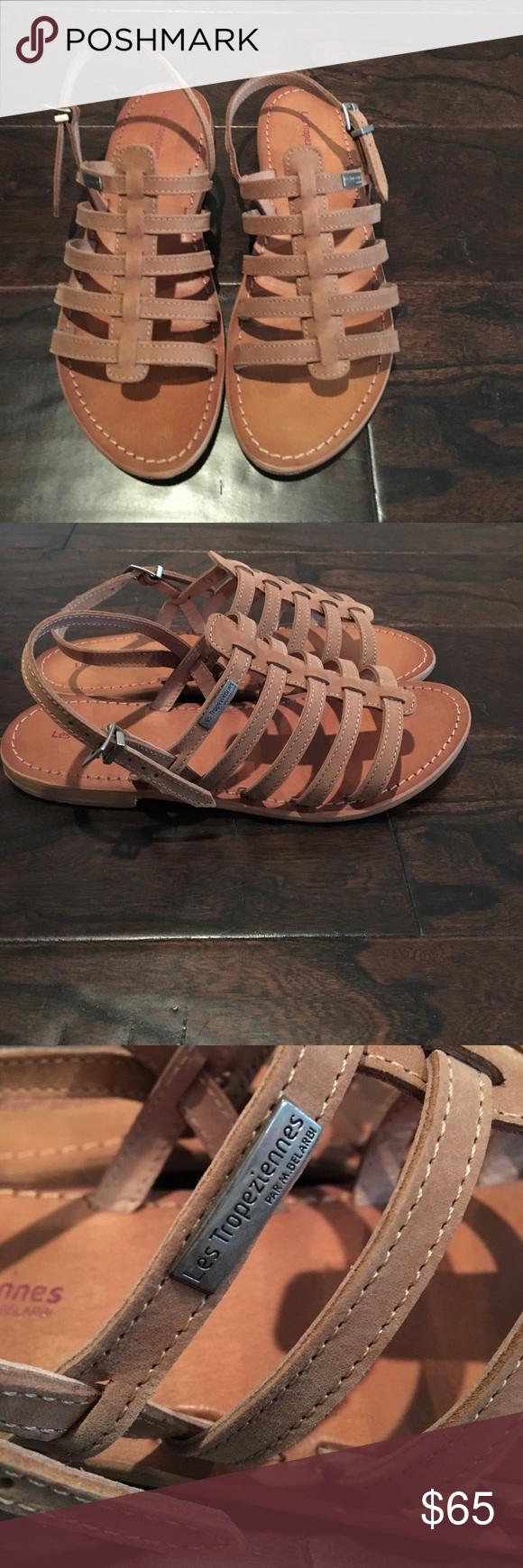 Sandals Tropeziennes 5 Size Les 8 Twice Worn 6vxqTw5wC