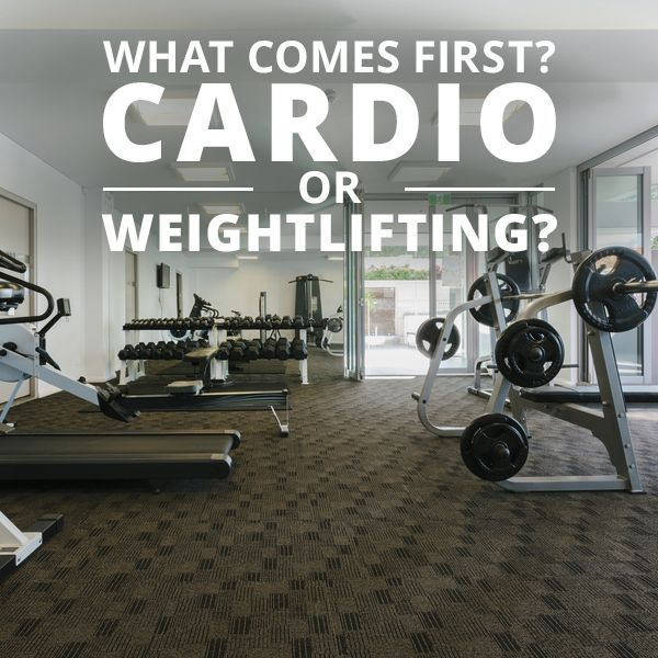 Should i weight lift or cardio first