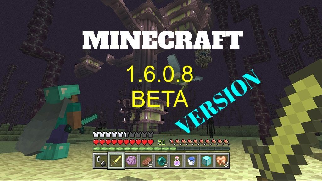 Minecraft Beta 1 6 0 8 Apk For Android With Direct Link Download