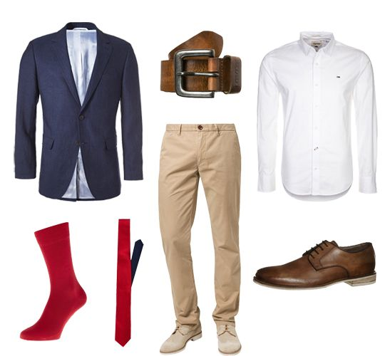 How to wear colorful Socks