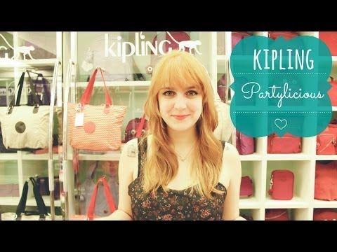 Coleção Partylicious (Kipling)