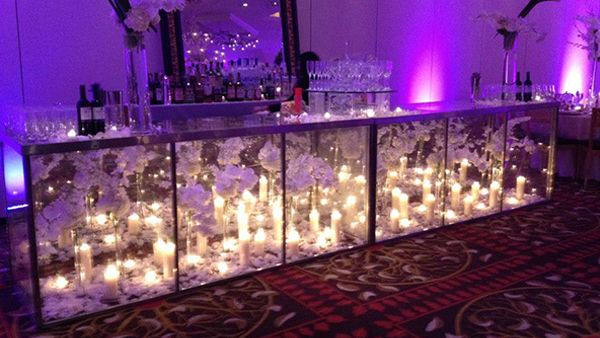 Acrylic Bars   SM Event Group   Event Equipment, Entertainers, Lighting, DJs, Celebrity, Photography, Seating, Staging, Videography
