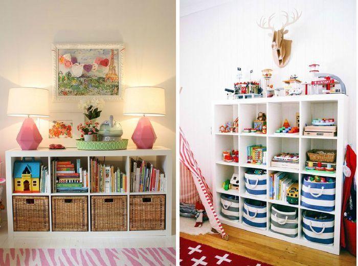 Хранение детских игрушек: 5 идей, которые сохранят порядок в доме ...
