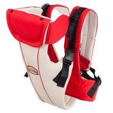 Respirant Multifonctionnel Avant Face ergonomique Porte-Bébé Infantile  Confortable Sling Backpack Pouch Wrap Kangourou… 25d9b58390b