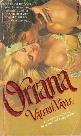 Oriana (Pirates, #3)