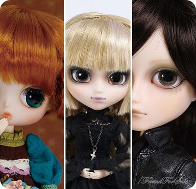 /Friend For Sale: Pullip Seila: Análise do Protótipo