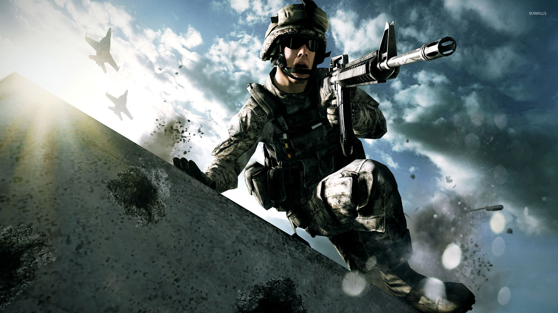 brothers in arms: furious 4 [2] wallpaper - game wallpapers - #18513