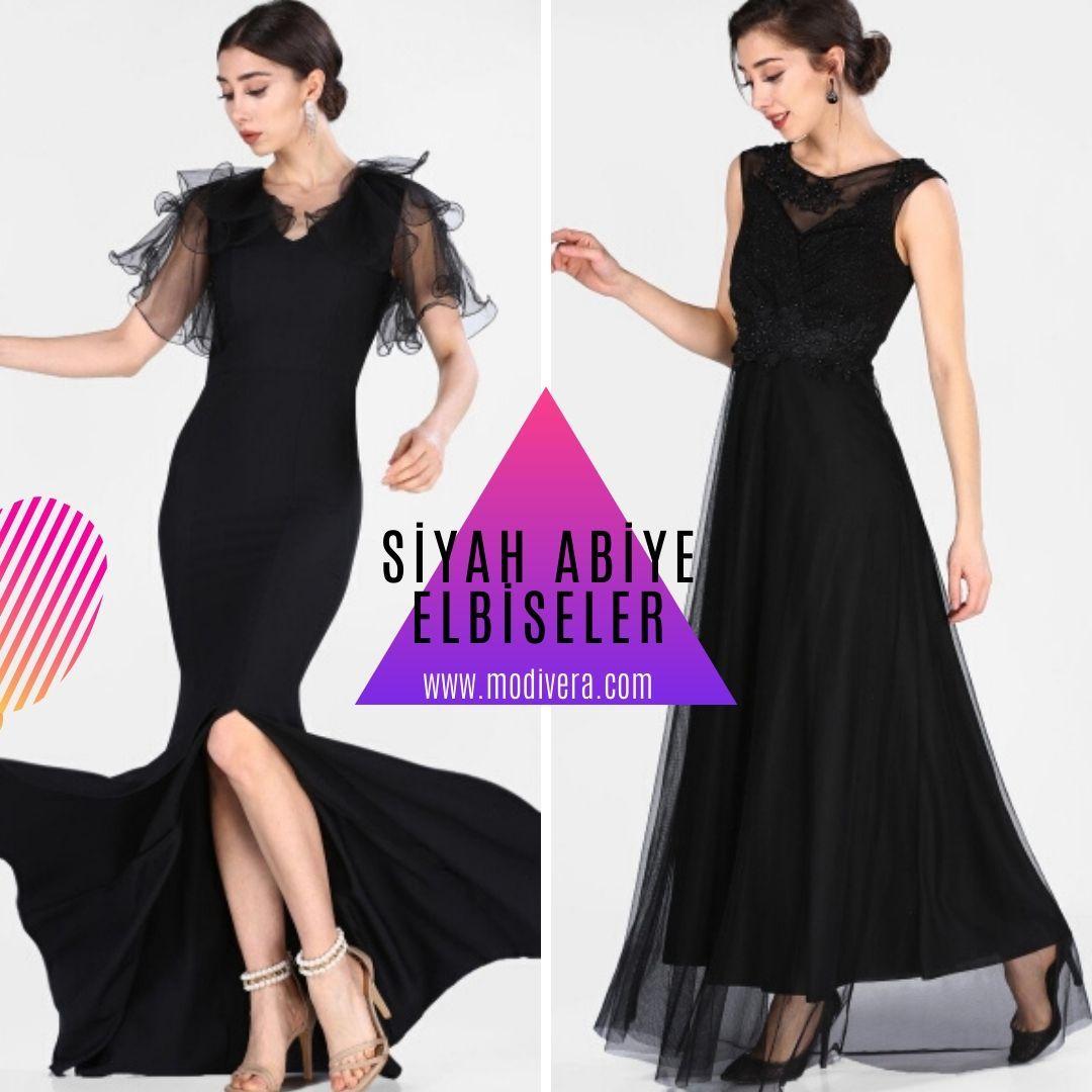 Abiye Elbise Modelleri Kisa Abiye Elbise Uzun Abiye Elbise Kombinleri Ucuz Abiye Elbiseleri Online Al Kapida Ode Www Modivera Com 2020 Elbiseler Siyah Abiye Elbise