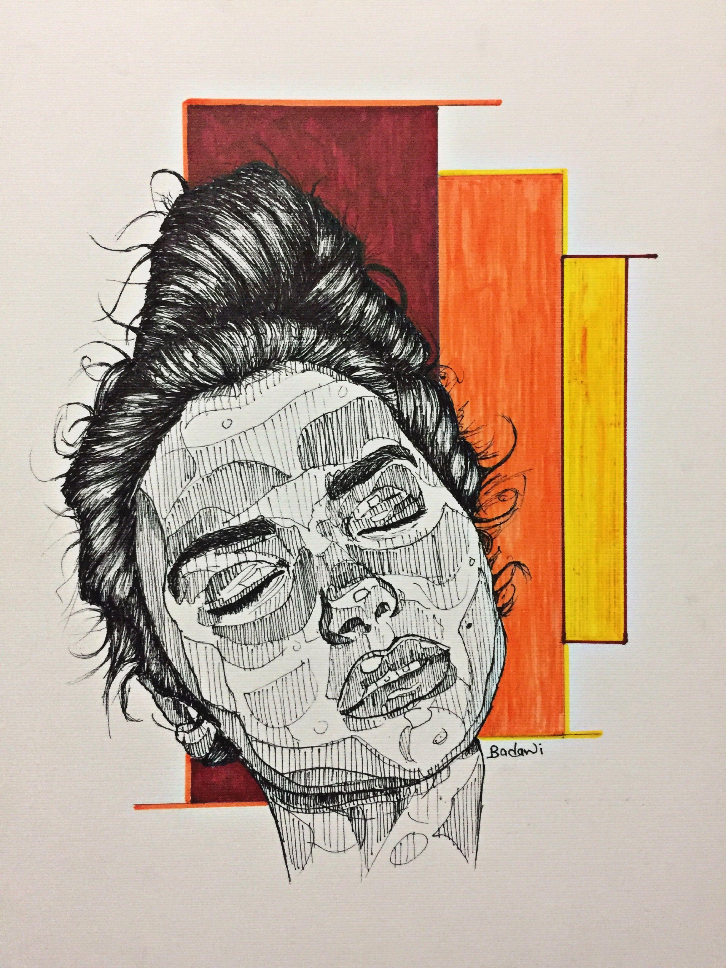 Pin Uzivatele Brekeil S Na Nastence Art Pinterest Kresby A Ilustrace