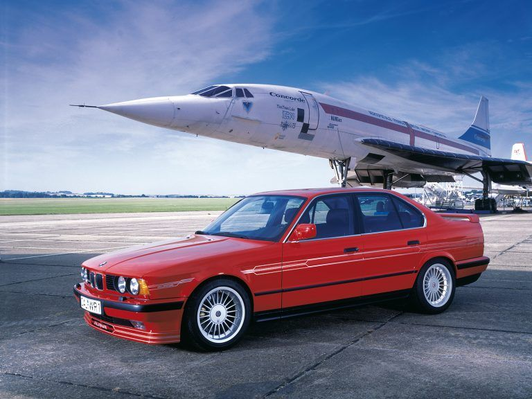 Bmw Alpina E34 B10 1989 1995 Someday Classics Bmw Alpina Bmw E34 Bmw