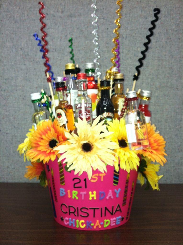My daughter's 21st BDay gift! Diy Birthday gifts, 21st