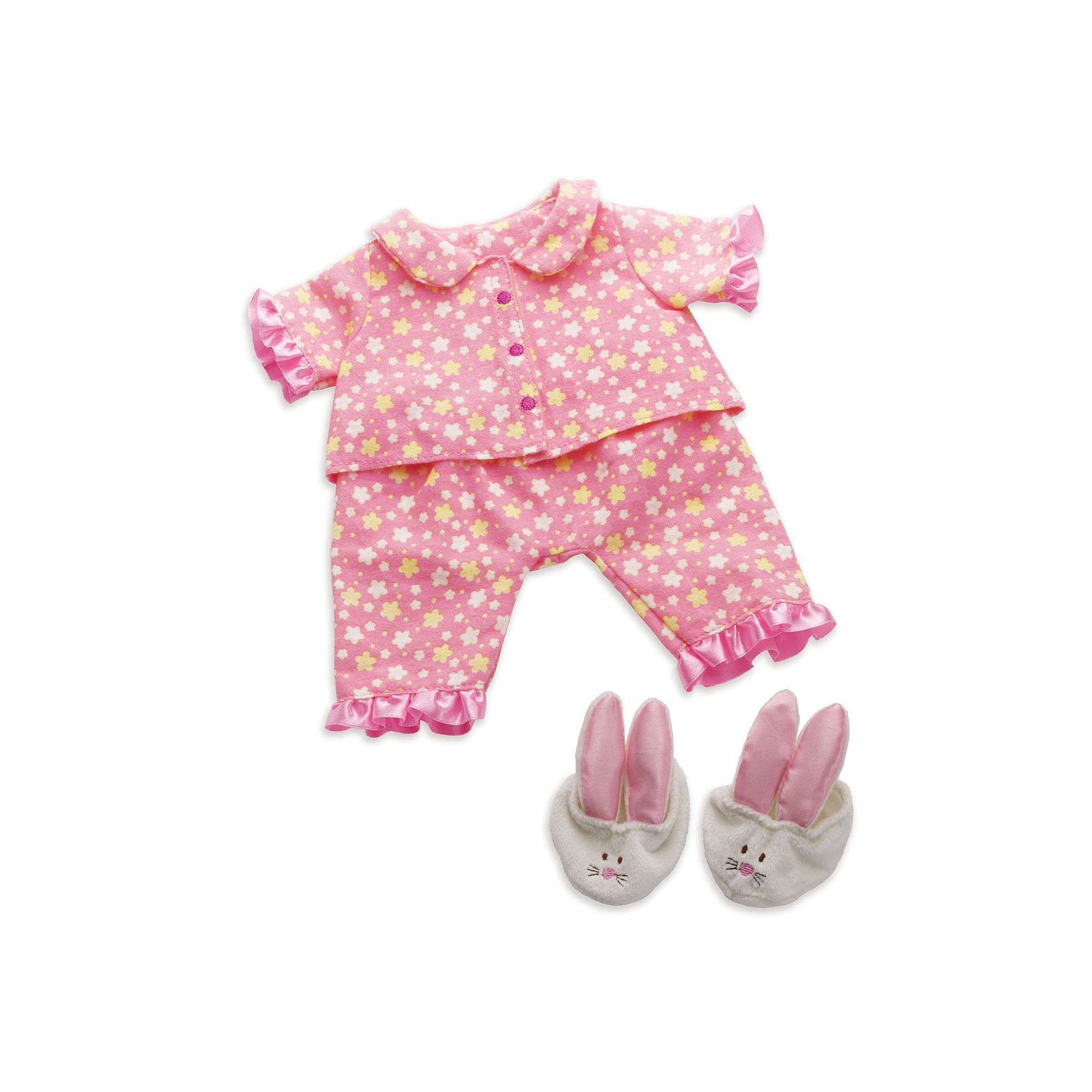 Baby Doll Clothes At Walmart Baby Stella Goodnight Pj Setmanhattan Toy Multicolor  Toy And