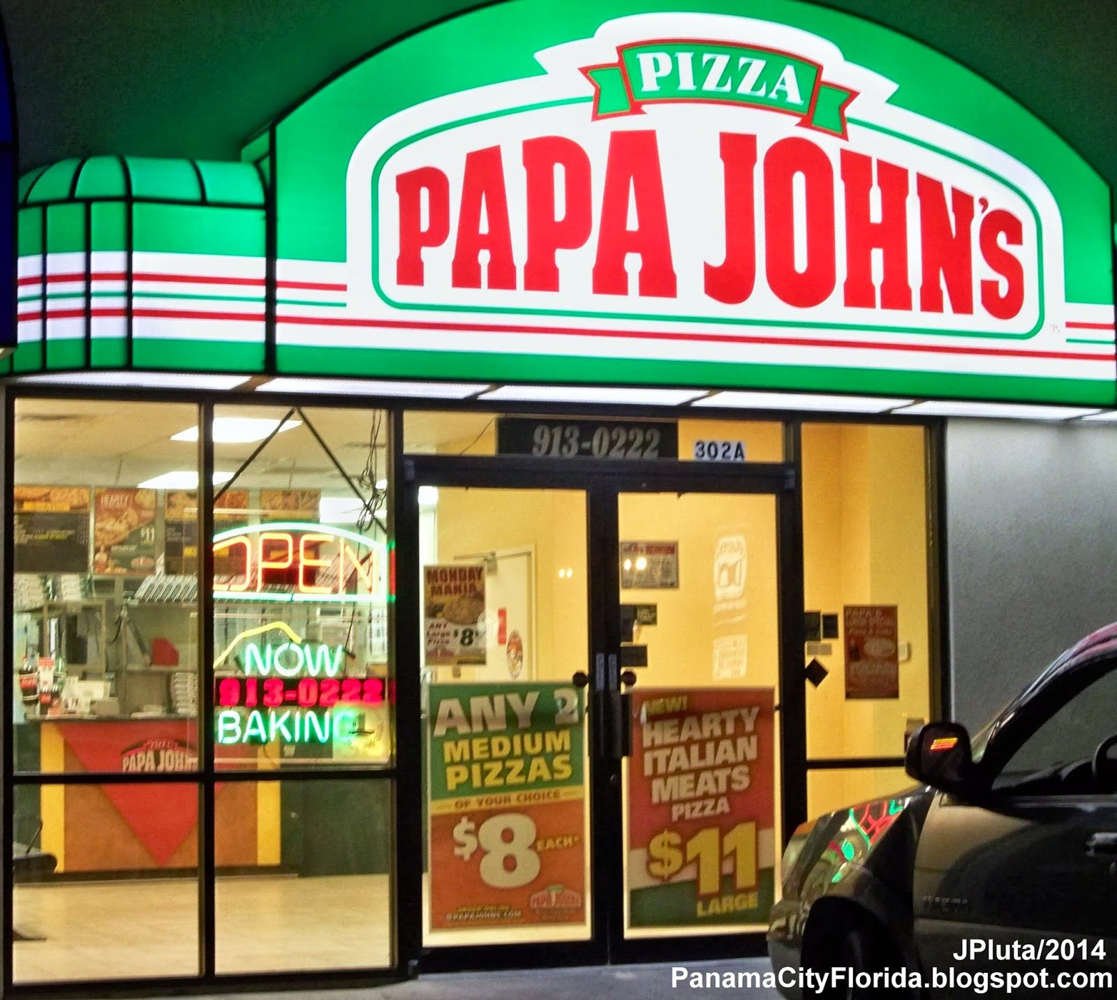 Free pizza coupons pizza hut specials dominos pizza papa john s pizza - Papa John S Pizza Papa John S Pizza Panama City Florida West 23rd Street Papa John S