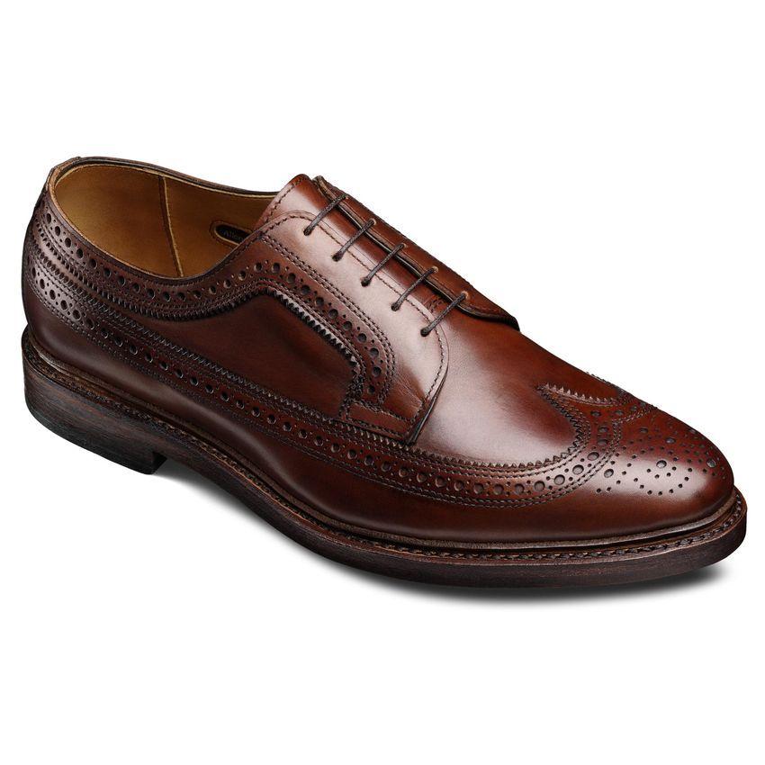71fbe35353e7 MacNeil 2.0 - Wingtip Lace-up Oxford Mens Dress Shoes by Allen Edmonds