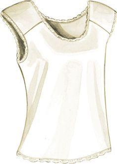 d30cc02b5 Shoulder Pad camisole