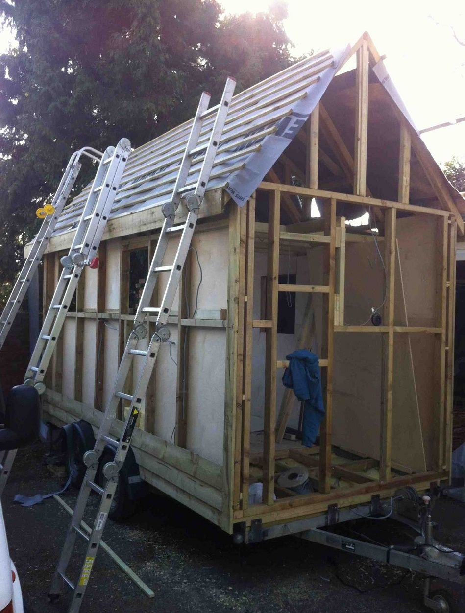 Build Your Own Tiny House Uk