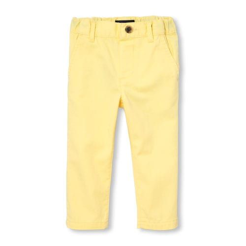 4ba5530844c50 Baby And Toddler Boys Woven Skinny Chino Pants in 2019