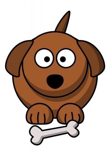pin vanderlinden op illustrations 1 hond